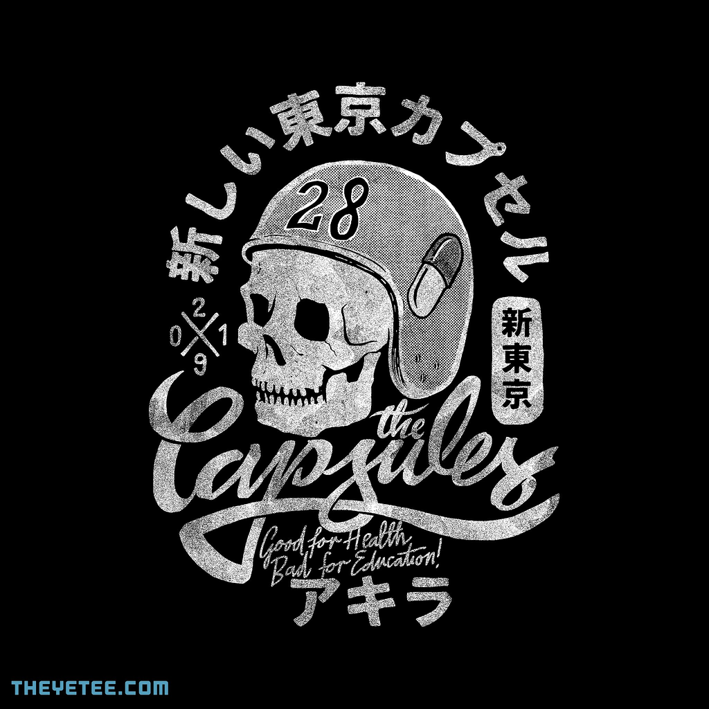 The Yetee: The Capsules