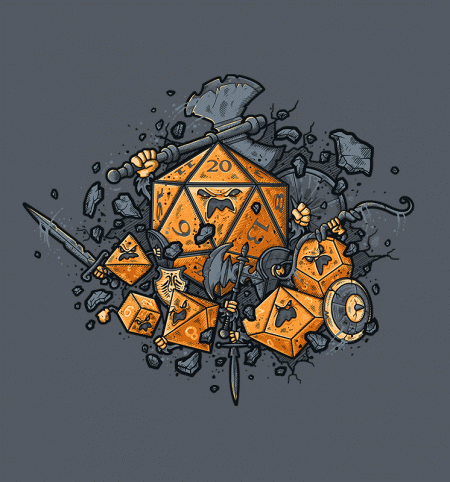 BustedTees: RPG United