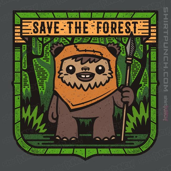 ShirtPunch: Save The Forest