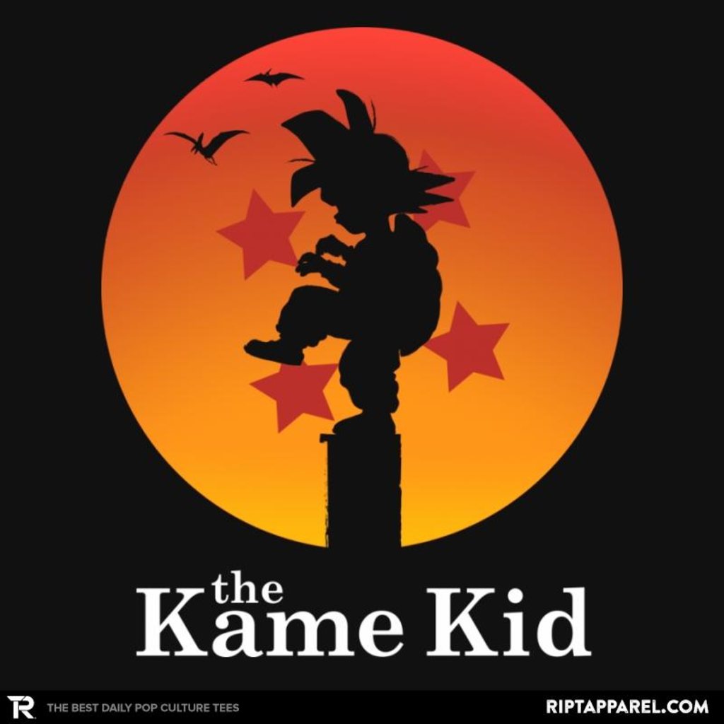 Ript: The Kame Kid