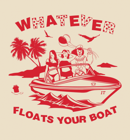 BustedTees: Whatever Floats Your Boat
