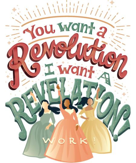 Qwertee: I Want a Revelation