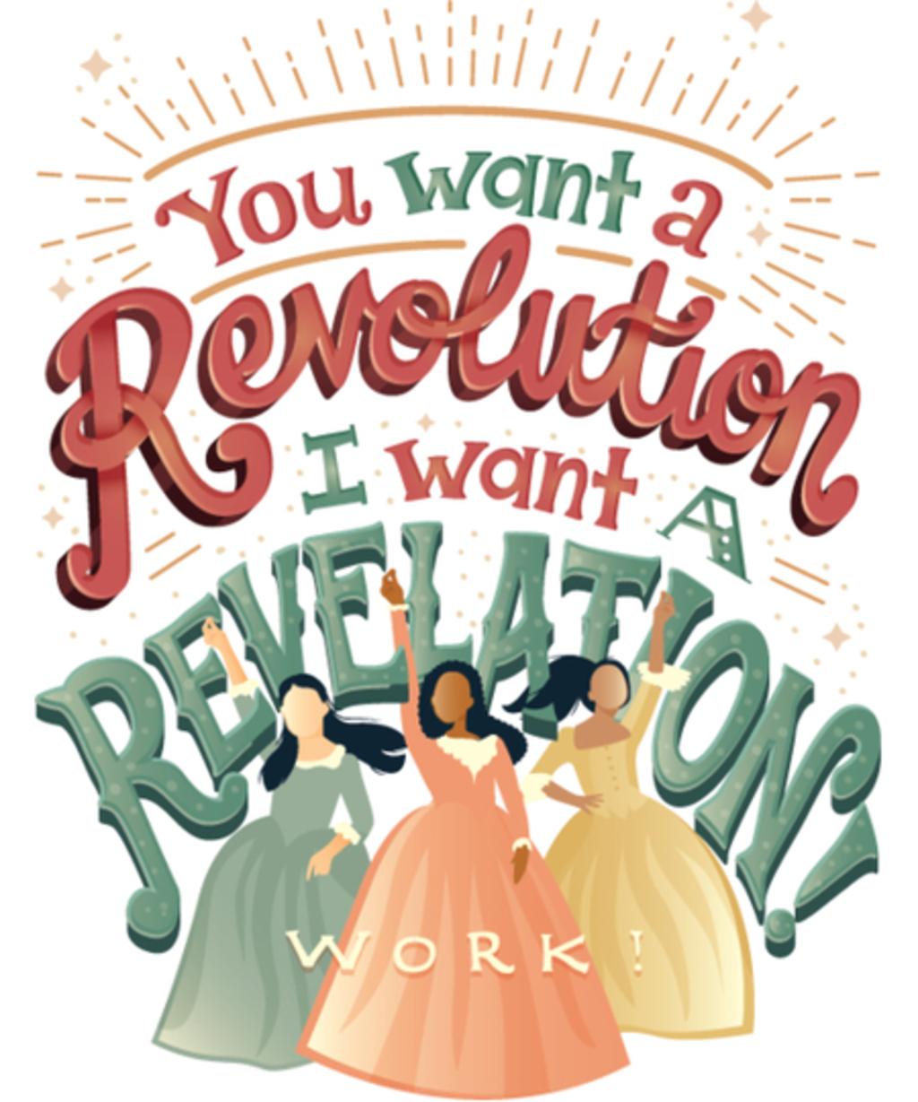Qwertee: I Want a Revelation