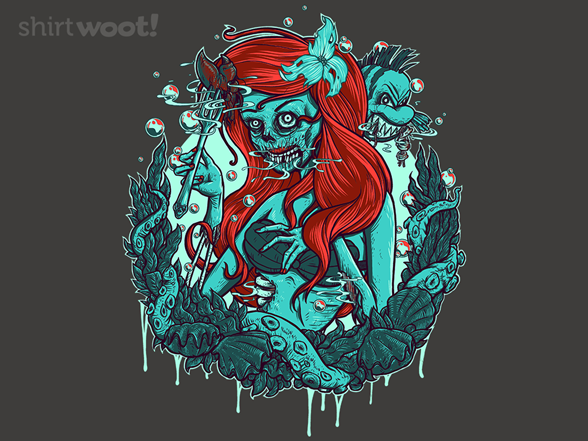 Woot!: Little Scaremaid