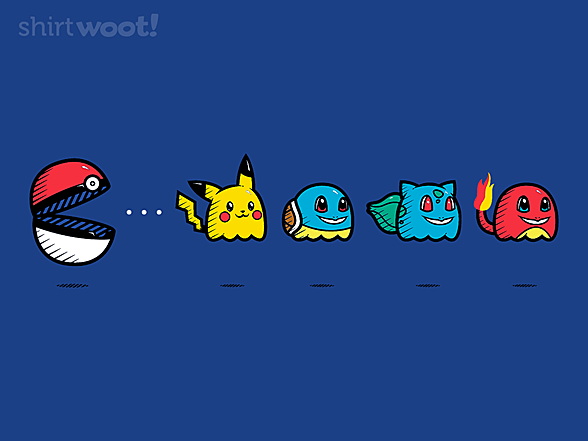 Woot!: PAC-MON BALL
