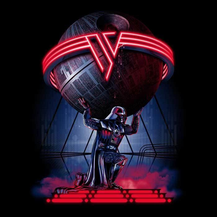 Once Upon a Tee: Van Vader
