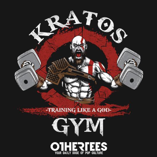 OtherTees: Training Like a God