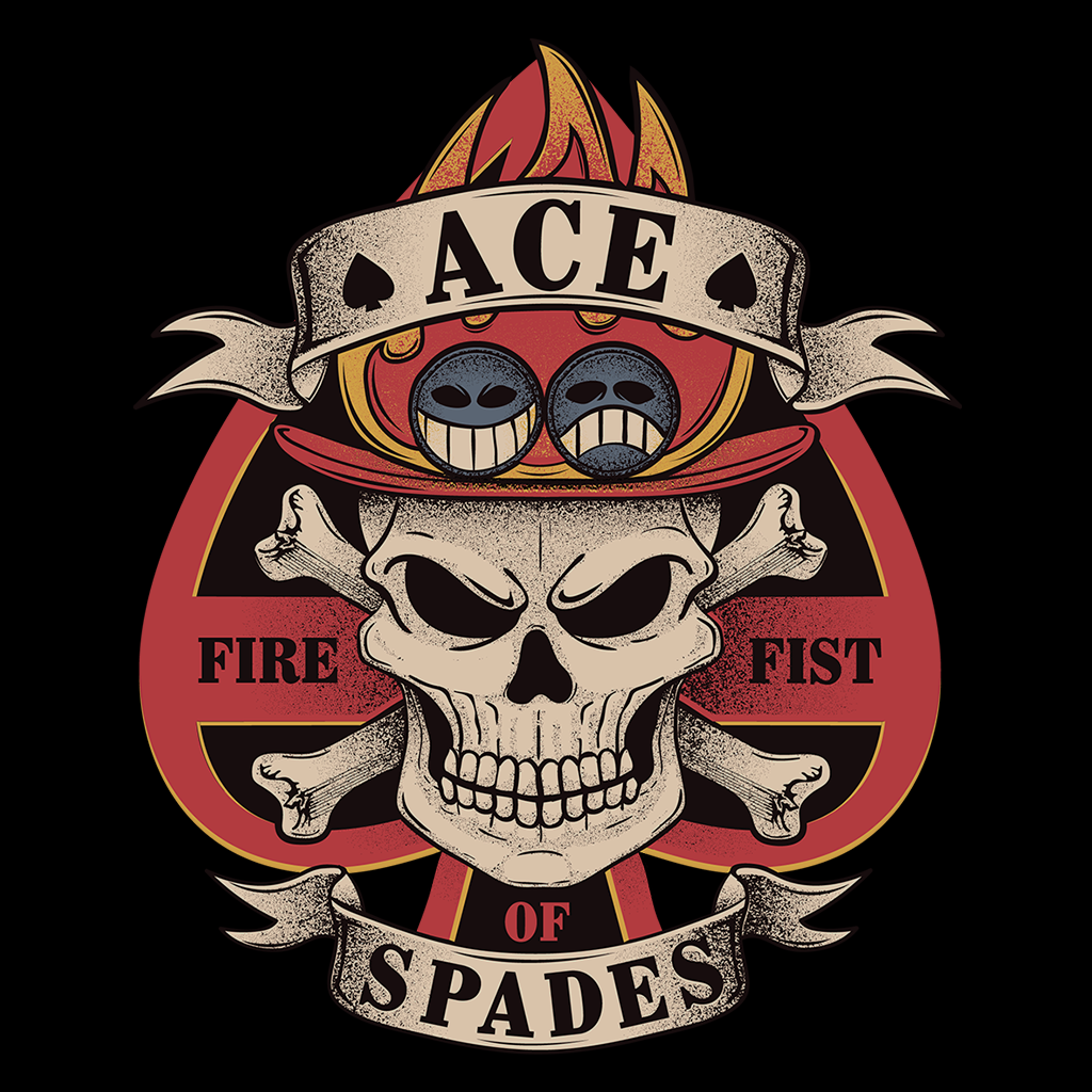 Pop-Up Tee: Ace of Spades
