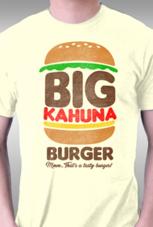 TeeFury: Big Kahuna Burger