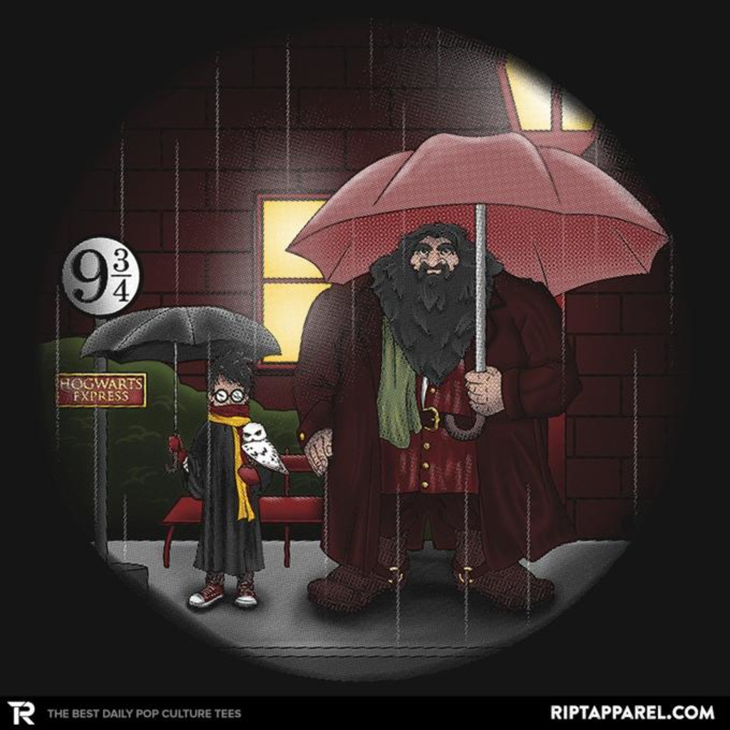 Ript: My neighbor Hagrid