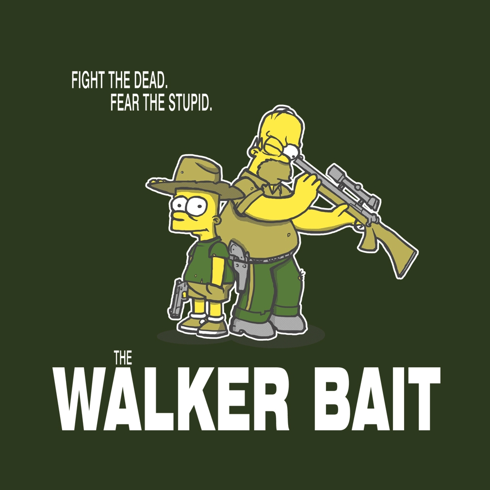 TeeTournament: Walker Bait