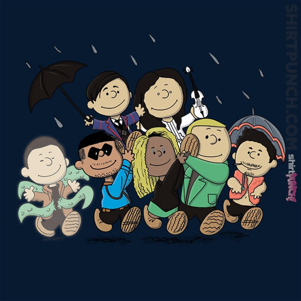 ShirtPunch: Academy Peanuts