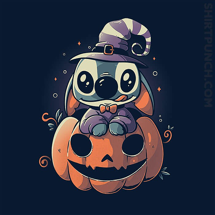 ShirtPunch: Ohana Pumpkin