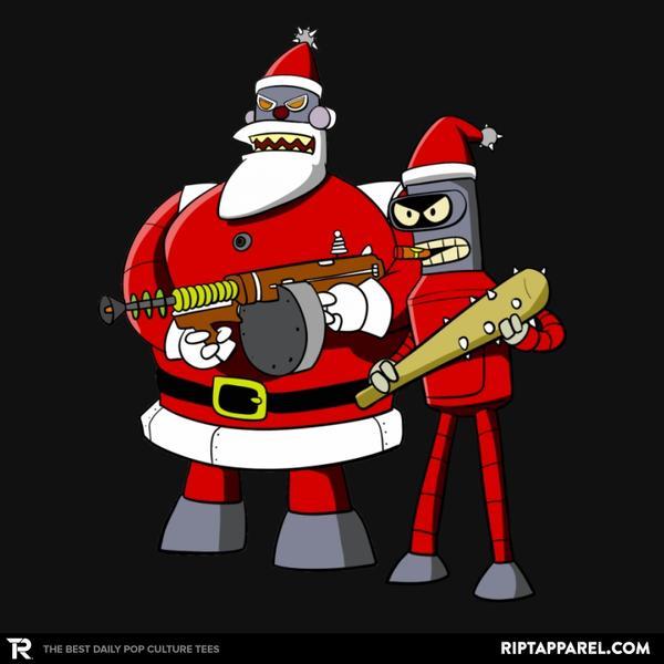 Ript: Future Christmas Pulp