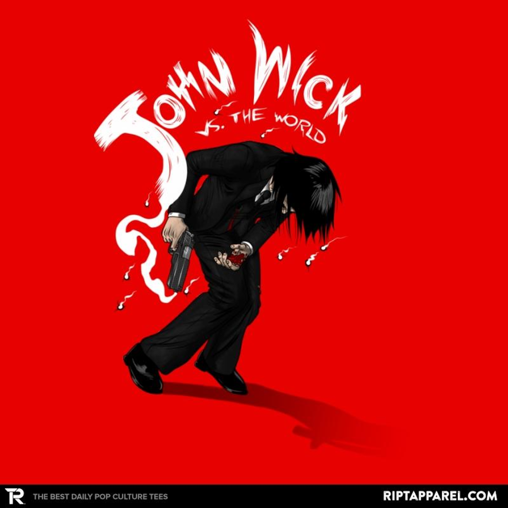Ript: Mr. Wick vs the World