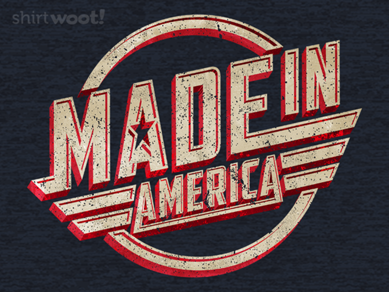 Woot!: Made in America