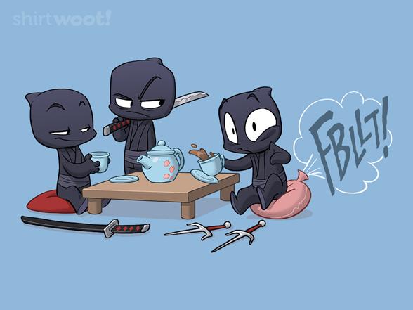 Woot!: Unstealthiest Ninja Pranked