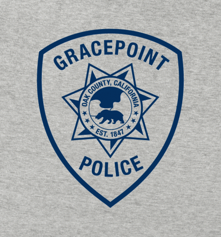BustedTees: Gracepoint PD