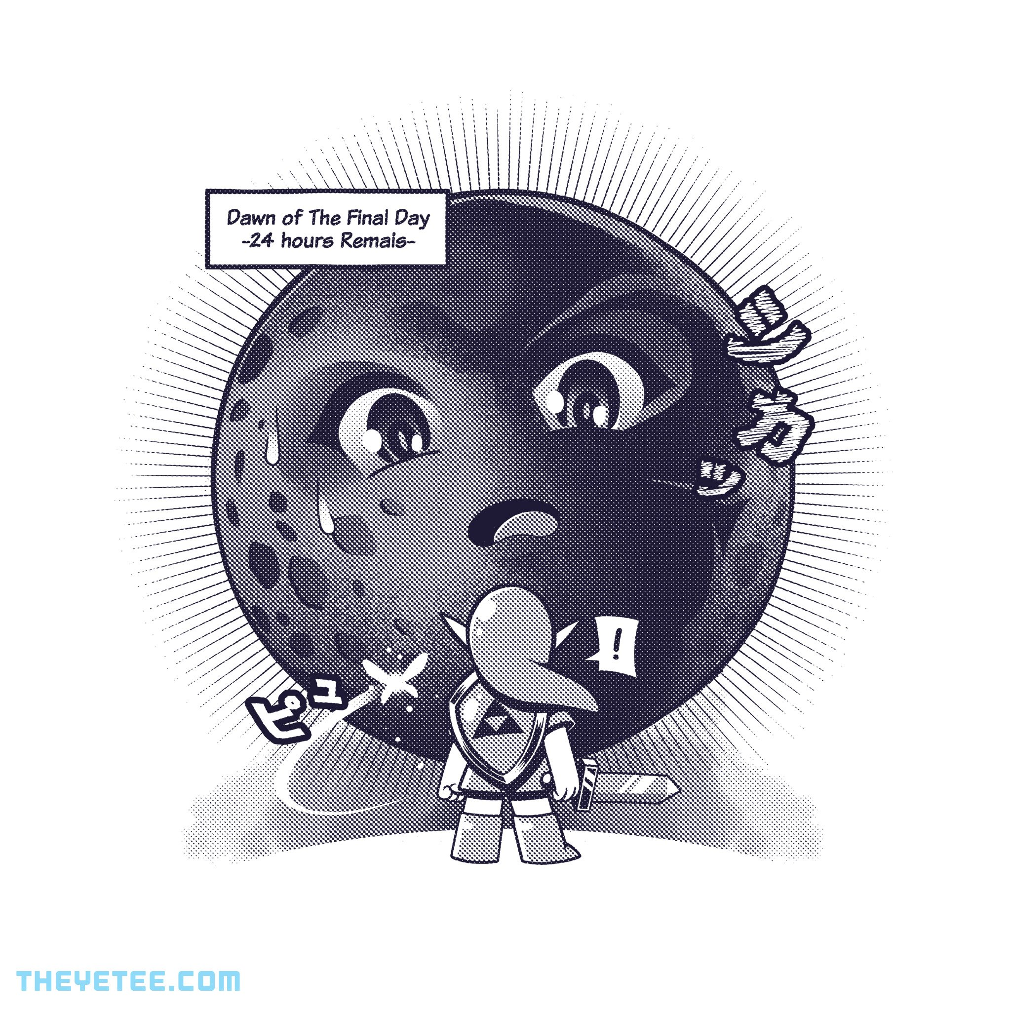 The Yetee: Dawn of The Final Day