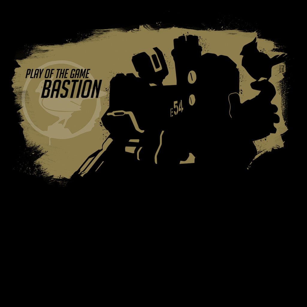 Pop-Up Tee: Bastion