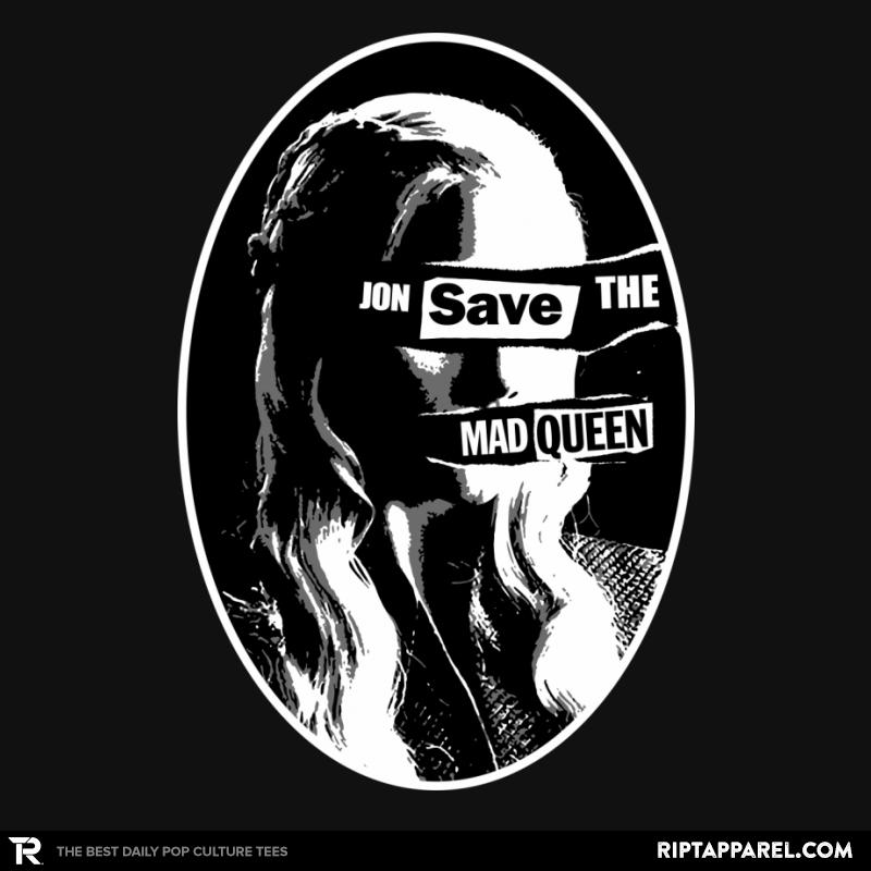 Ript: Jon Save the Mad Queen