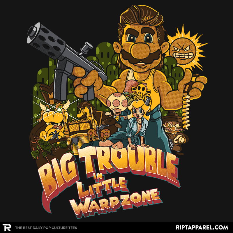 Ript: Big Trouble in Little Warpzone