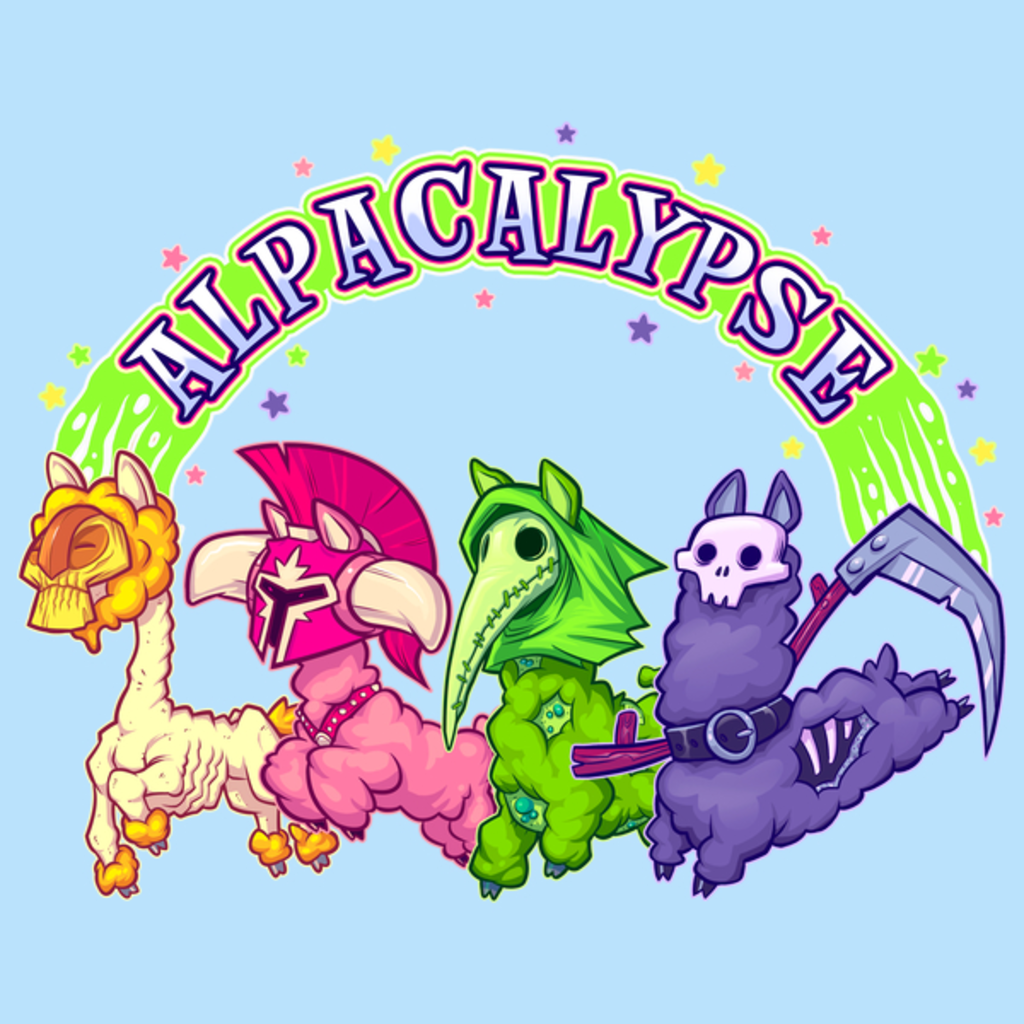 NeatoShop: Alpacalypse!