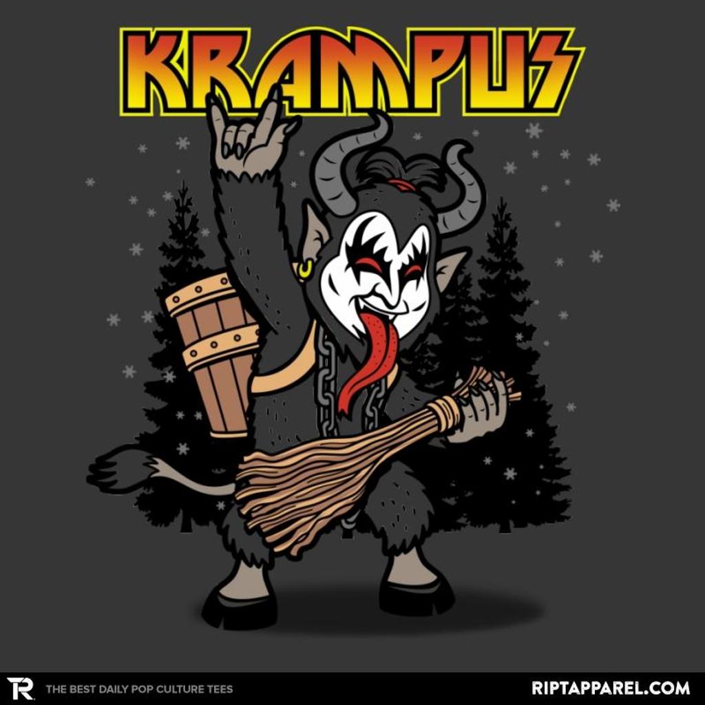 Ript: Kiss the Krampus