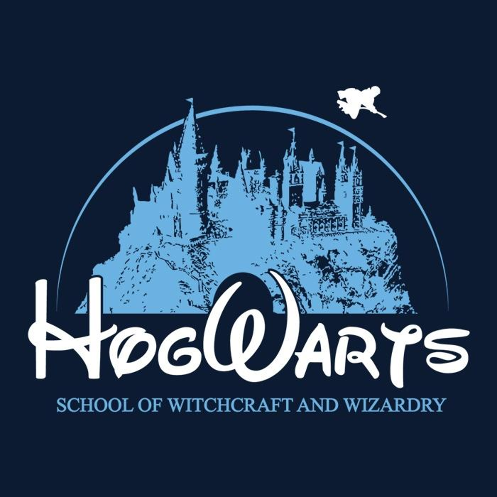 Once Upon a Tee: Most Magical School on Earth