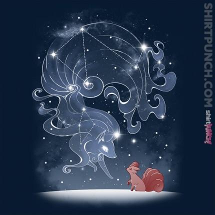 ShirtPunch: Starry Alolan Sky