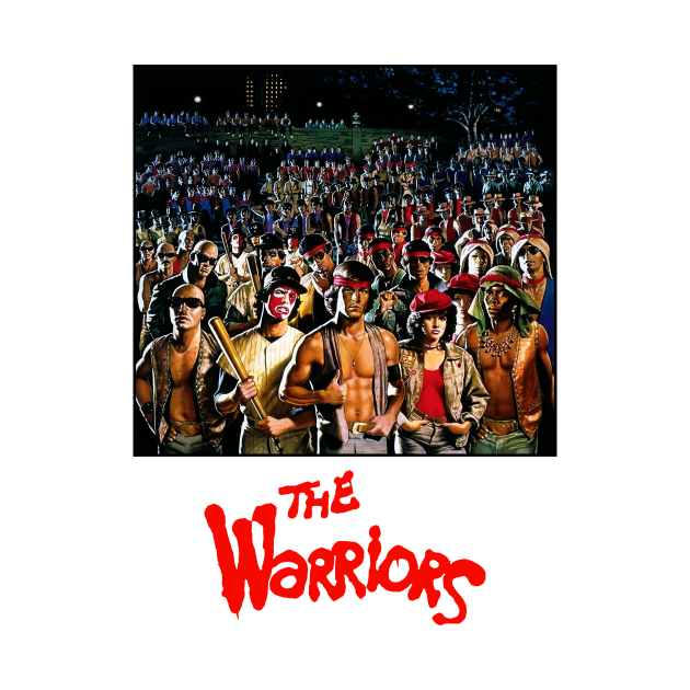 TeePublic: The Warriors