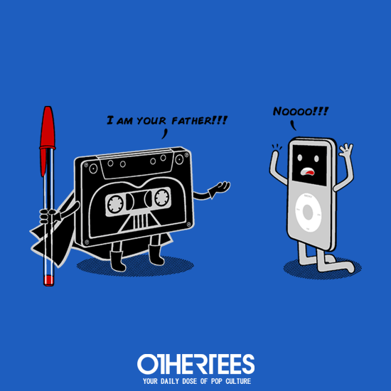 OtherTees: I am your Father!