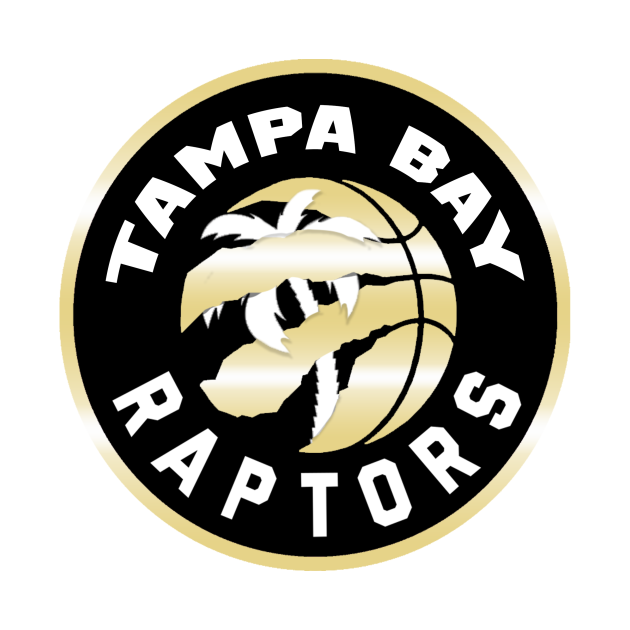 TeePublic: Tampa Bay Raptors CITY edition