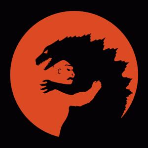 BustedTees: Godzilla vs King Kong