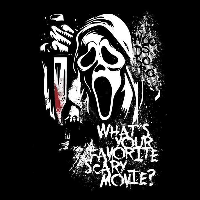 Once Upon a Tee: Your Favorite Scary Movie
