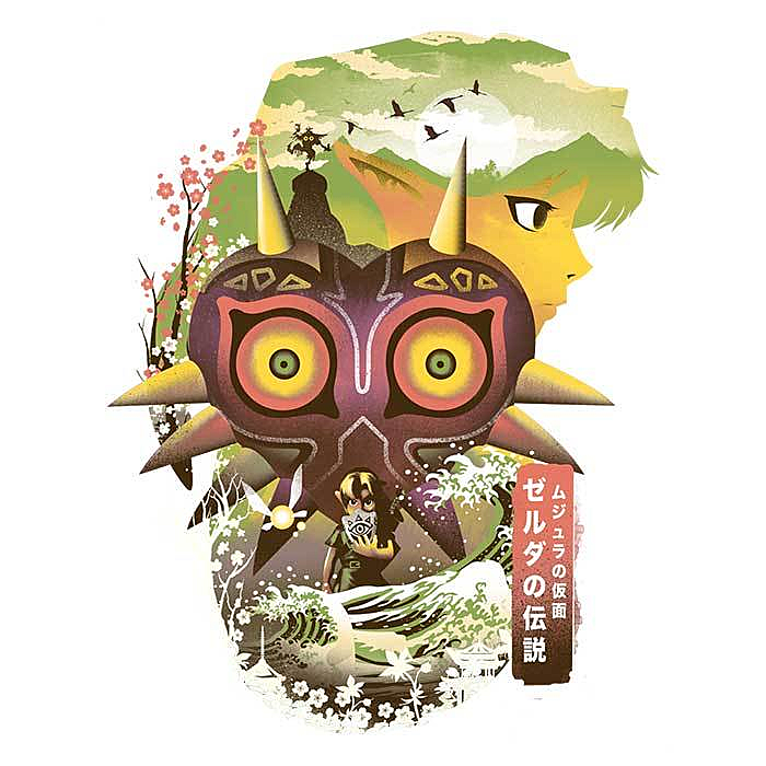 Once Upon a Tee: Ukiyo-e Fate