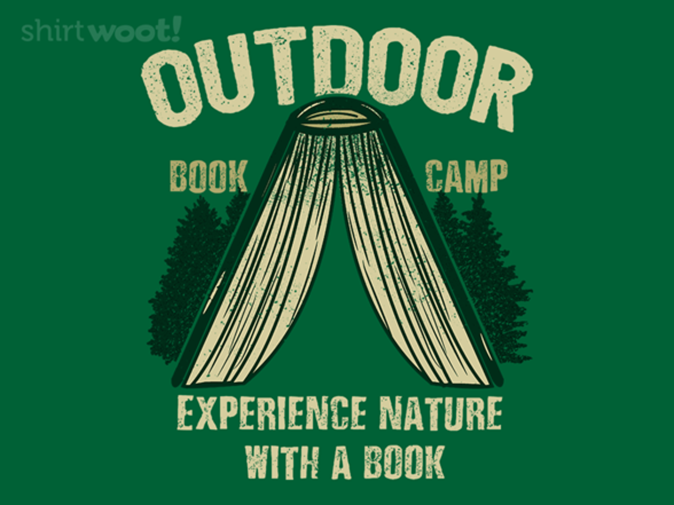 Woot!: Outdoor Book Camp