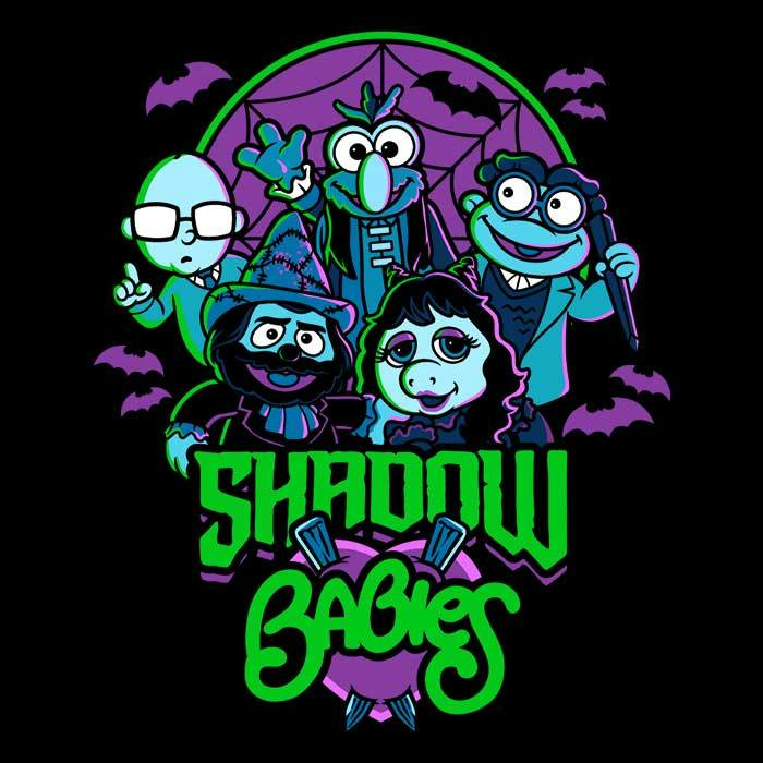 Once Upon a Tee: Shadow Babies