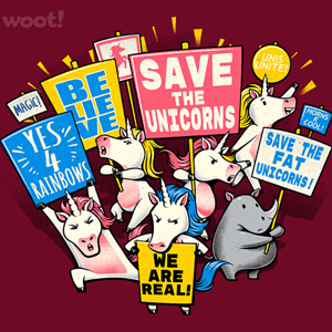 Woot!: Save ALL the Unicorns!