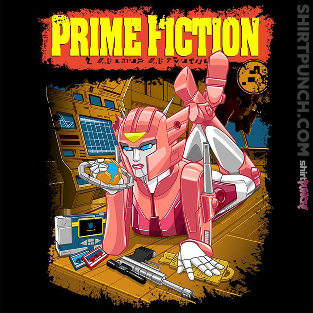 ShirtPunch: Prime Fiction