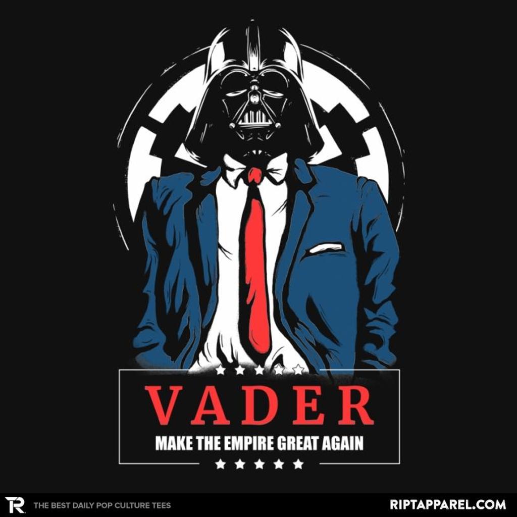Ript: Vader Trump