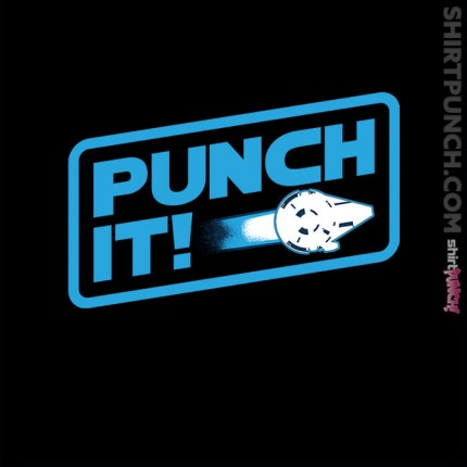 ShirtPunch: Punch It!