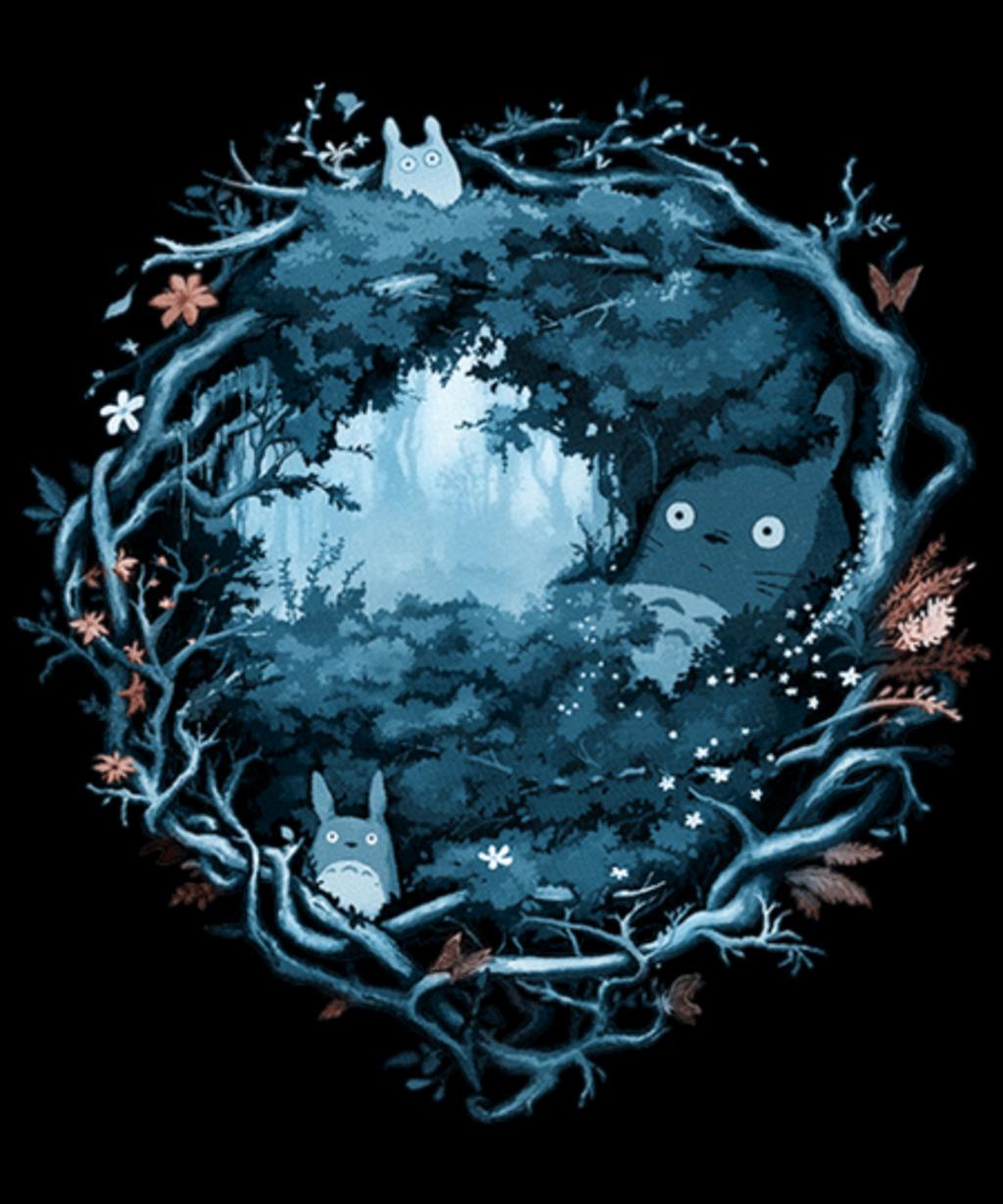 Qwertee: Forest Spirits