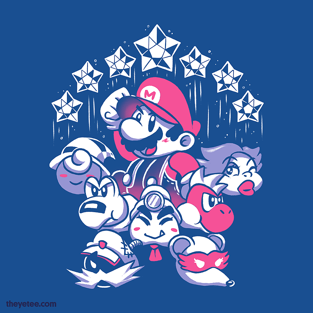 The Yetee: Thousand-Year Heroes