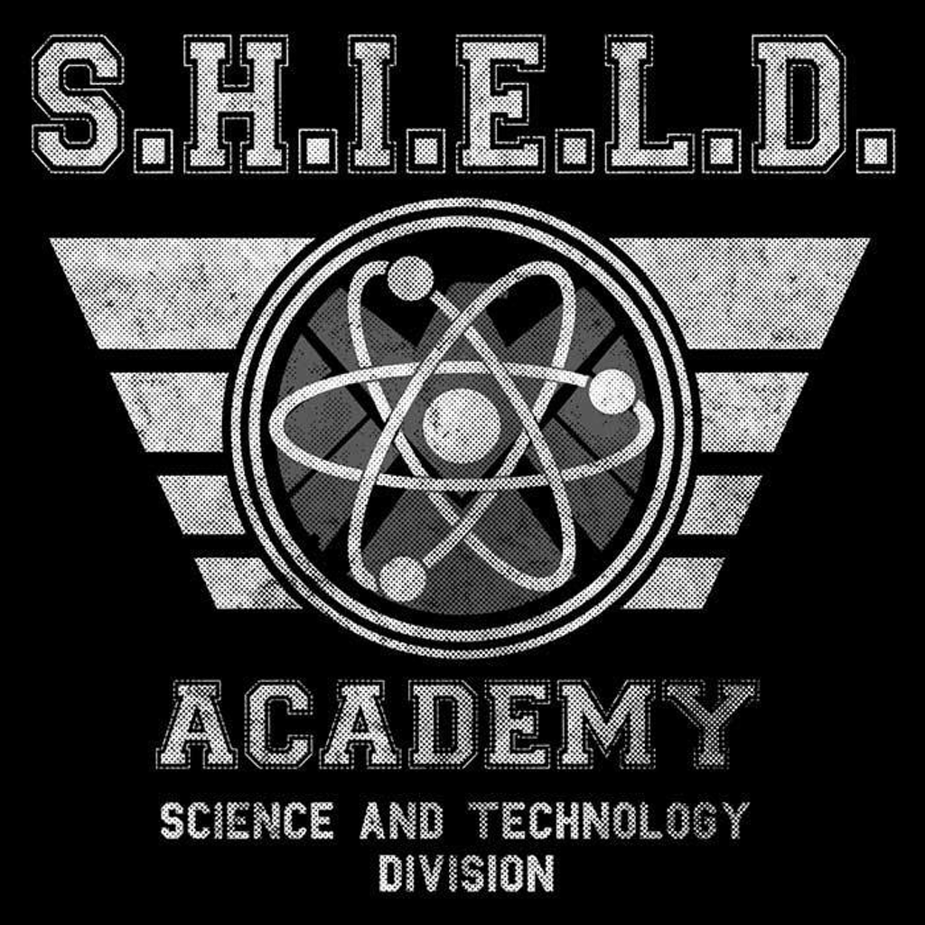 Once Upon a Tee: SHIELD Academy