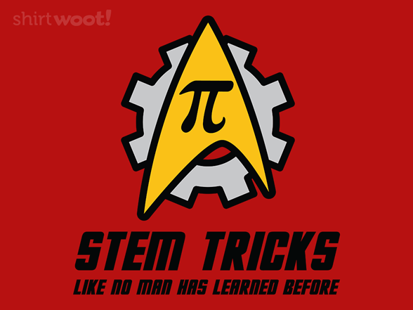 Woot!: STEM Tricks