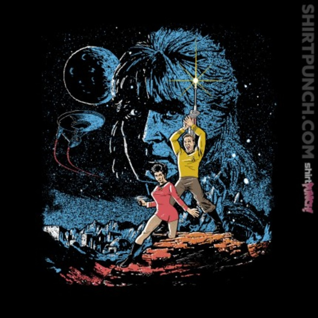 ShirtPunch: Trek Wars