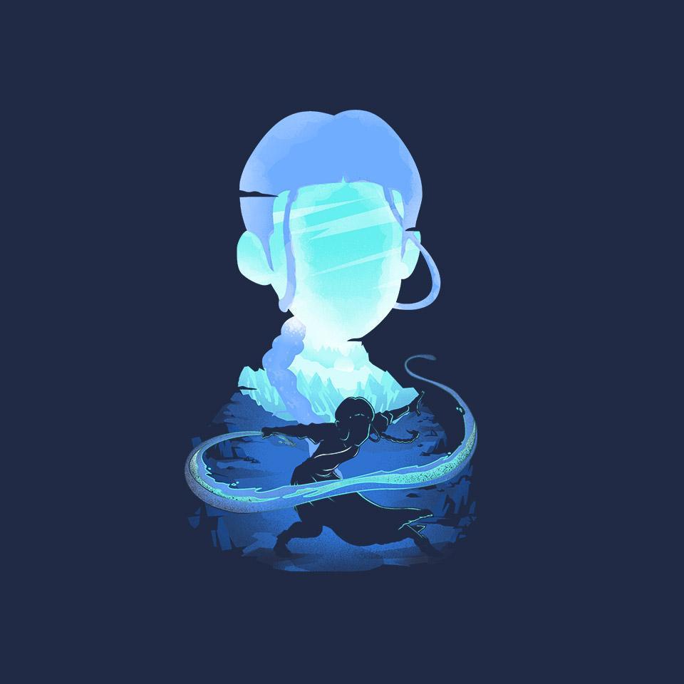 TeeFury: Water And Ice