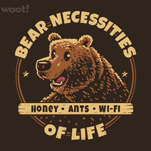Woot!: Bear Necessities