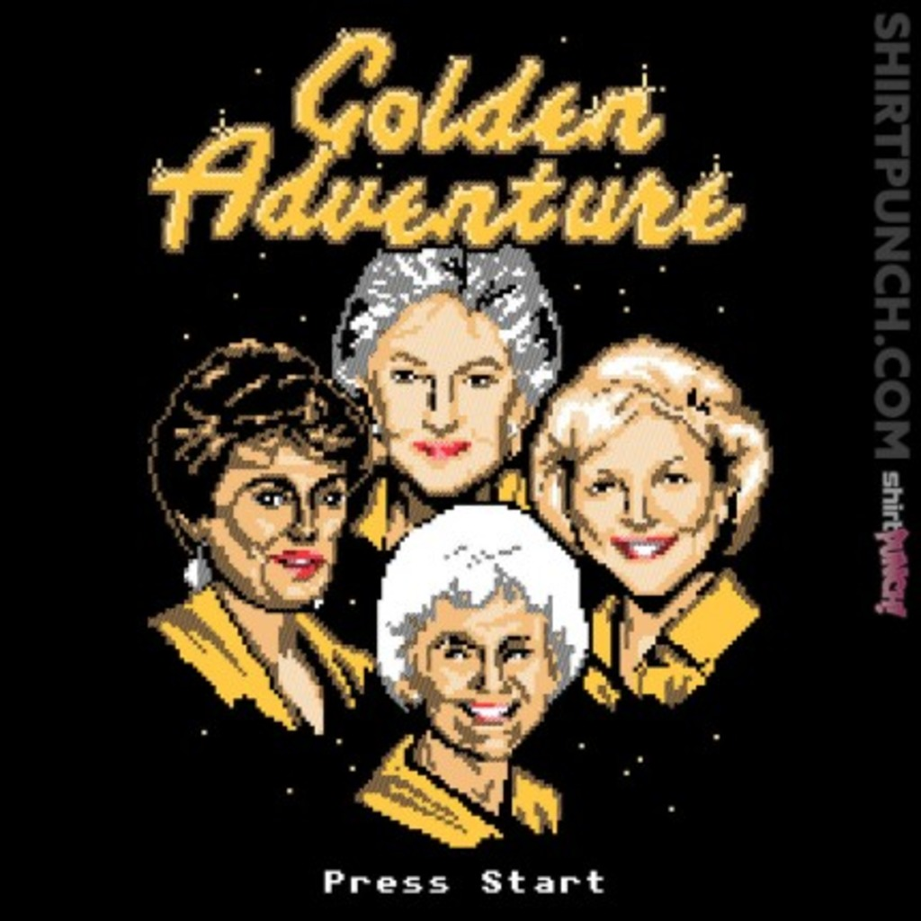 ShirtPunch: Golden Adventure